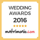 Wedding Awards 2016 Matrimonio.com