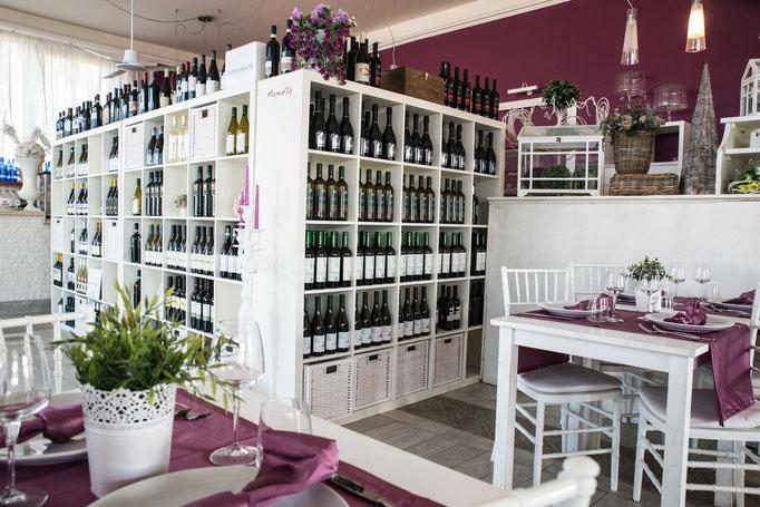 ristorante romantico roma